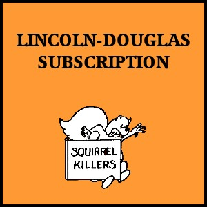 Graphic for Lincoln Douglas Subscription 300 dpi